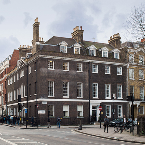 D'Israeli House, 6 Bloomsbury Square, London WC1